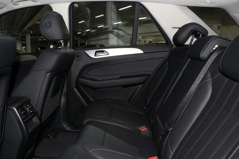 MERCEDES-BENZ GLE250 d W166 d Wagon 5dr 9G-TRONIC 9sp 4MATIC 2.1DT