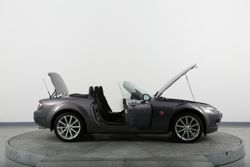 MAZDA MX-5  NC Series 1 Softtop 2dr Man 6sp 2.0i [Sep]
