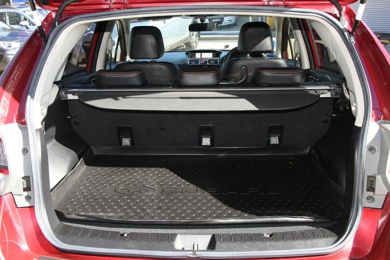 SUBARU XV 2.0i-S G4X 2.0i-S. Wagon 5dr Lineartronic 6sp AWD [MY16]