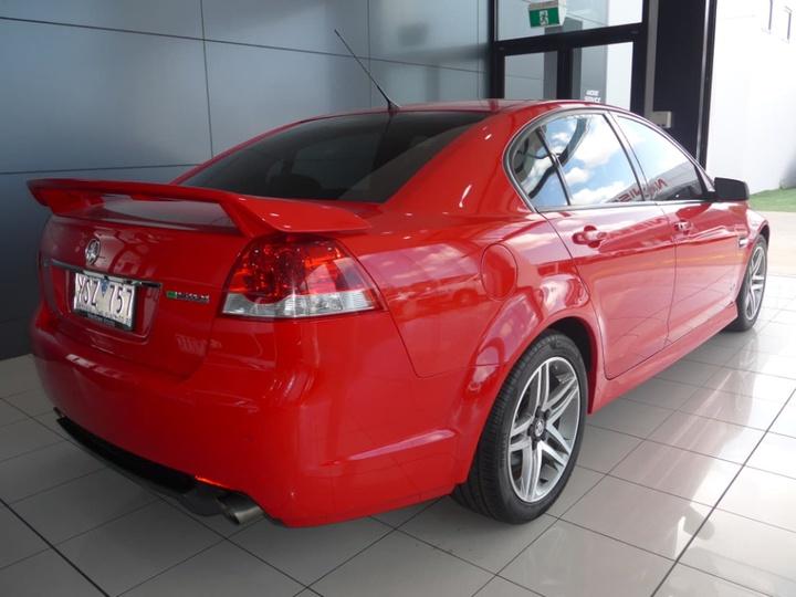 HOLDEN COMMODORE SV6 VE Series II SV6 Sedan 4dr Spts Auto 6sp 3.6i