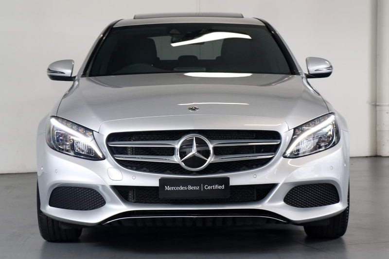 MERCEDES-BENZ C300  W205 Sedan 4dr 9G-TRONIC 9sp 2.0T [Jun]