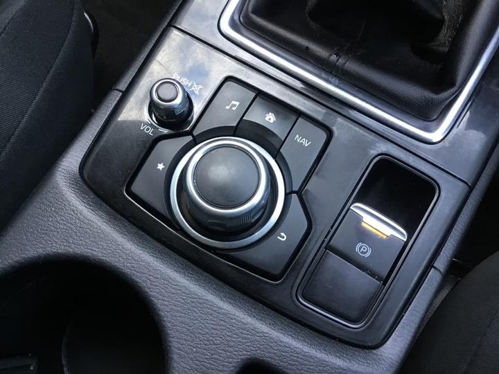 MAZDA CX-5 Maxx KE Series 2 Maxx Wagon 5dr Man 6sp 2.0i (FWD)