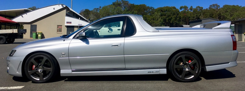HOLDEN SPECIAL VEHICLES MALOO R8 Y Series 2 R8 Utility Extended Cab 2dr Auto 4sp 5.7i