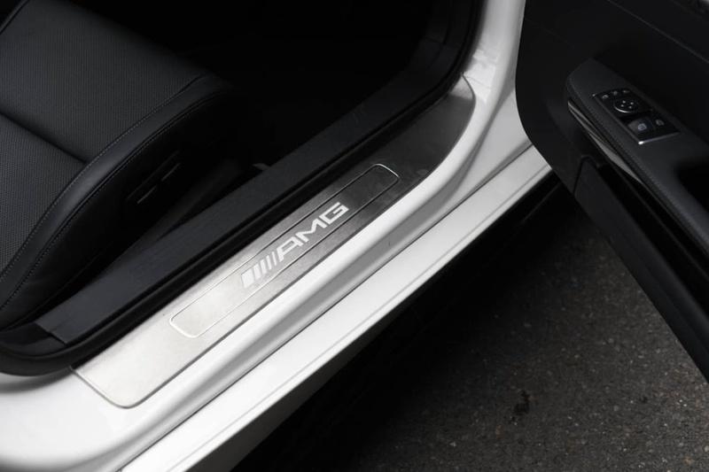 MERCEDES-BENZ AMG GT C R190 C Roadster 2dr SPEEDSHIFT DCT 7sp 4.0TT [Dec]