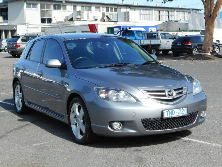 MAZDA 3 SP23 BK Series 1 SP23 Hatchback 5dr Spts Auto 4sp 2.3i [Jan]