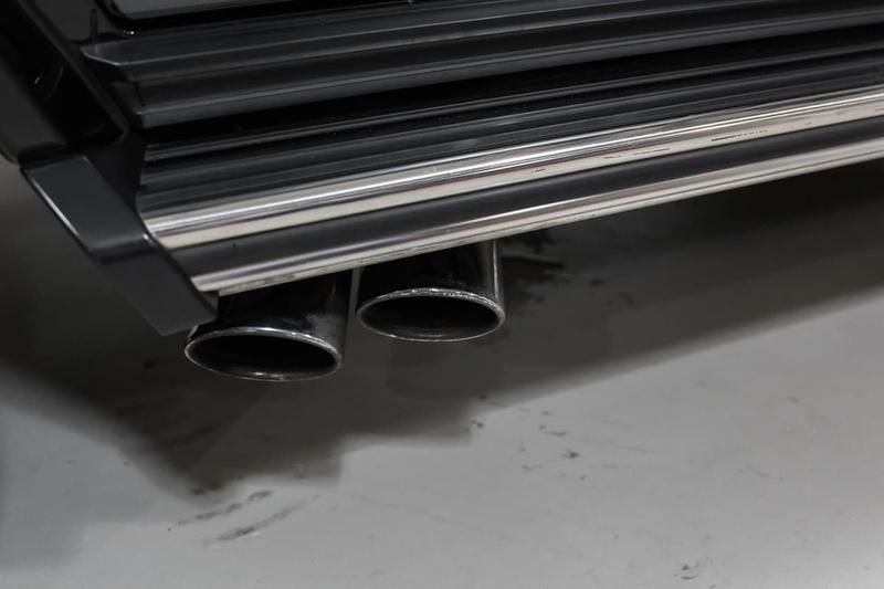 MERCEDES-BENZ G63 AMG W463 AMG Wagon 5dr SPEEDSHIFT PLUS 7sp 4MATIC 5.5TT