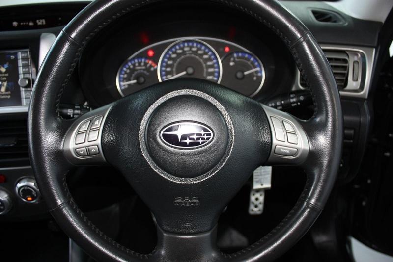 SUBARU FORESTER XT S3 XT Premium. Wagon 5dr Spts Auto 4sp AWD 2.5T [MY10]