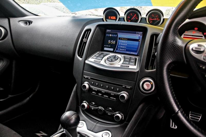 NISSAN 370Z  Z34 Roadster 2dr Man 6sp 3.7i