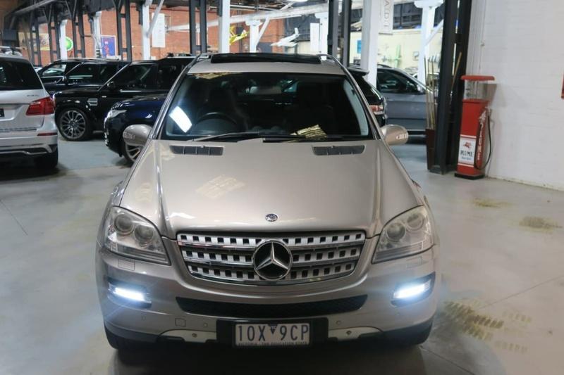 MERCEDES-BENZ ML320 CDI Luxury W164 Luxury Wagon 5dr Spts Auto 7sp 4x4 3.0DT [Jul]