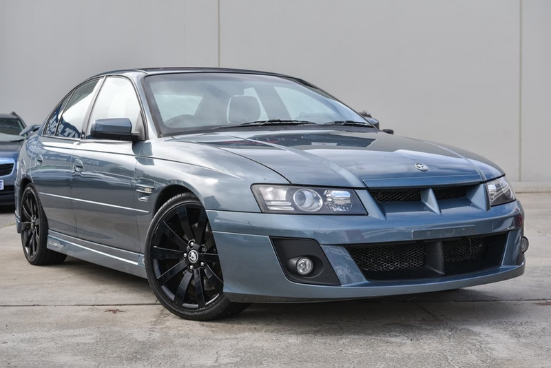 HOLDEN SPECIAL VEHICLES CLUBSPORT  Z Series Sedan 4dr Man 6sp 6.0i