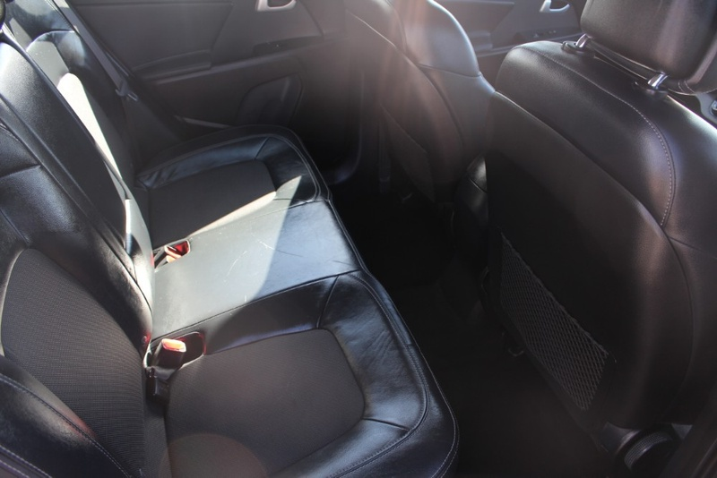KIA SPORTAGE SLi SL Series II SLi. Wagon 5dr Spts Auto 6sp 4x4 2.0DT [MY13]