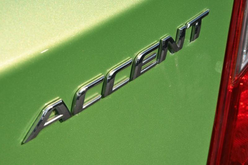 HYUNDAI ACCENT Active RB Active Hatchback 5dr Spts Auto 4sp 1.6i [Jul]