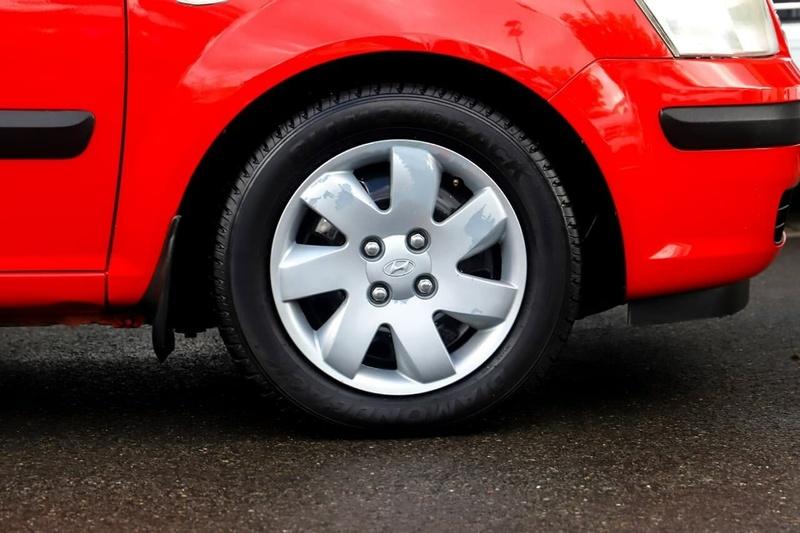 HYUNDAI GETZ GL TB GL Hatchback 3dr Man 5sp 1.5i [MY04]