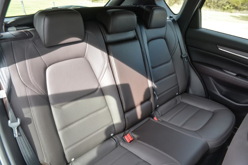 MAZDA CX-5 Akera KF Series Akera Wagon 5dr SKYACTIV-Drive 6sp i-ACTIV AWD 2.2DTT [Sep]
