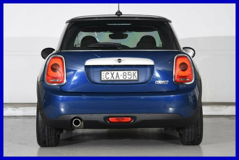 MINI HATCH Cooper F56 Cooper Hatchback 3dr Auto 6sp 1.5T