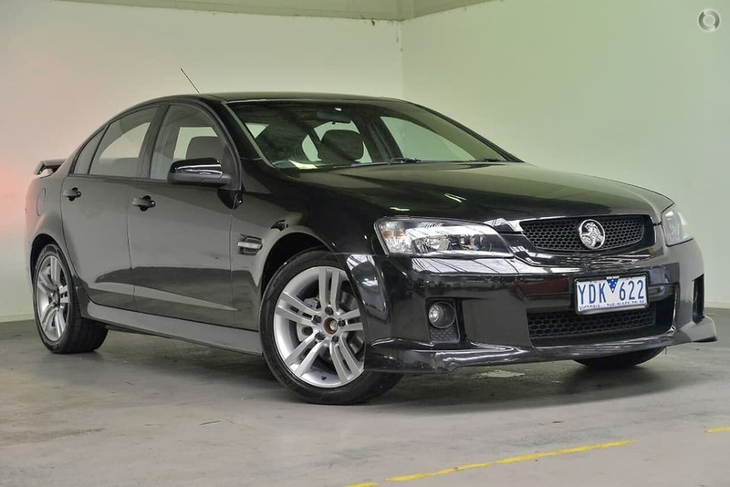 HOLDEN COMMODORE SV6 VE SV6 Sedan 4dr Spts Auto 5sp 3.6i [Aug]