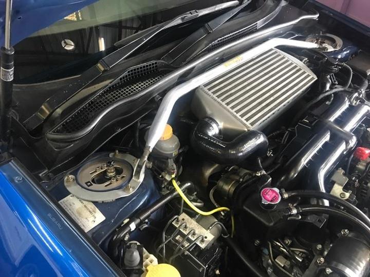 SUBARU IMPREZA WRX G3 WRX. Hatchback 5dr Man 5sp AWD 2.5T [MY08]