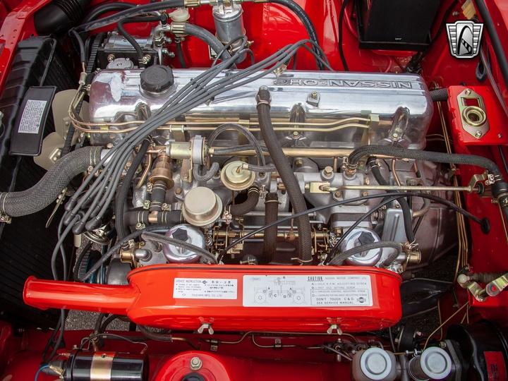 NISSAN 240Z