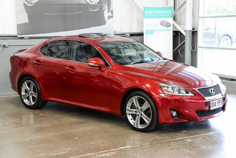 LEXUS IS350 X GSE21R X Sedan 4dr Spts Auto 6sp 3.5i [MY13]
