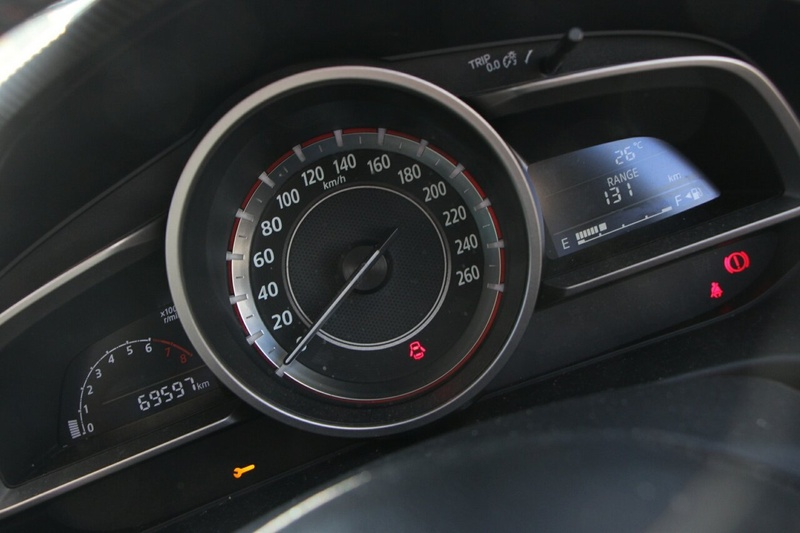 MAZDA 3 SP25 BM Series SP25 Hatchback 5dr SKYACTIV-MT 6sp 2.5i [Jan]