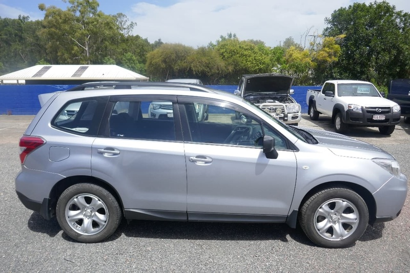 SUBARU FORESTER 2.0i S4 2.0i. Wagon 5dr Man 6sp AWD [MY13]