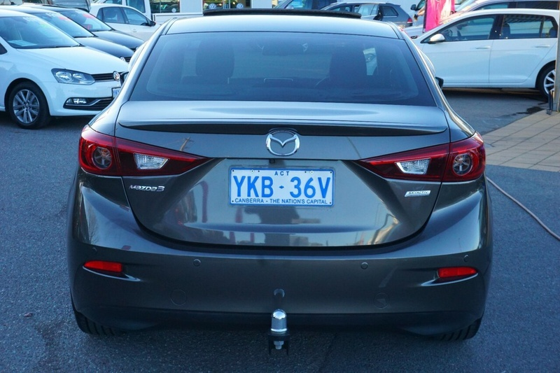 MAZDA 3 SP25 BM Series SP25 Astina Sedan 4dr SKYACTIV-Drive 6sp 2.5i [Nov]