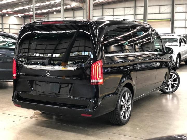 MERCEDES-BENZ V250 d 447 d Avantgarde Wagon 7st 5dr 7G-TRONIC + 7sp 2.1DTT (Jul) [Jul]