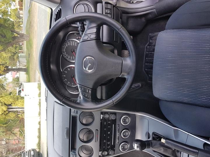 MAZDA 6 Luxury Sports GG Series 2 Luxury Sports Hatchback 5dr Man 6sp 2.3i