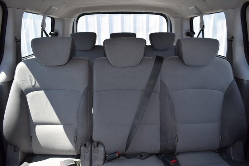 HYUNDAI IMAX  TQ-W Wagon 8st 5dr Man 5sp 2.5DT [Feb]