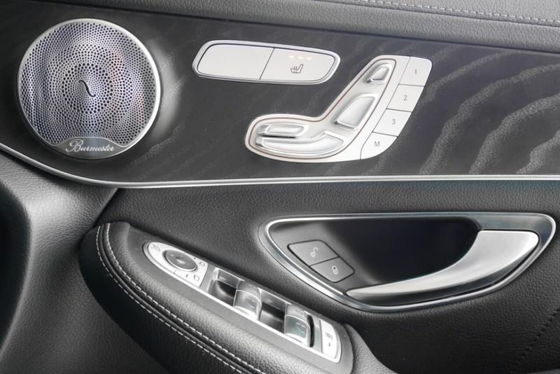MERCEDES-BENZ GLC43 AMG X253 AMG Wagon 5dr 9G-TRONIC 9sp 4MATIC 3.0TT [Aug]