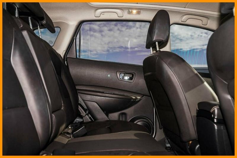 NISSAN DUALIS Ti J10 Series II Ti Hatchback 5dr X-tronic 6sp AWD 2.0i [MY10]