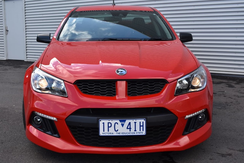 HOLDEN SPECIAL VEHICLES MALOO R8 GEN-F R8 Utility Extended Cab 2dr Man 6sp 6.2i [MY14]