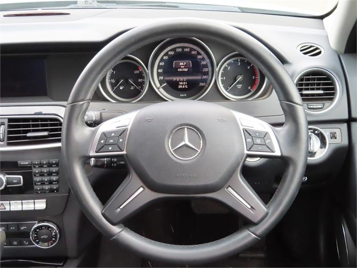 MERCEDES-BENZ C200 CDI BlueEFFICIENCY W204 BlueEFFICIENCY Estate 5dr 7G-TRONIC + 7sp 2.1DT [MY12]
