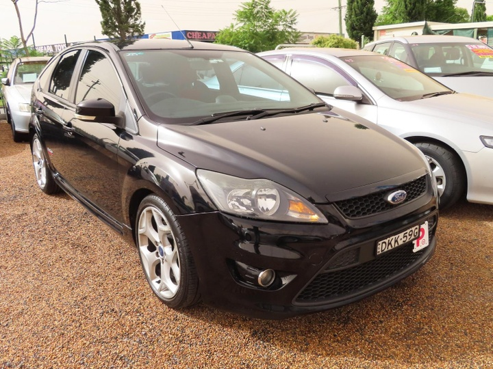 2010 Ford Focus Xr5 Turbo