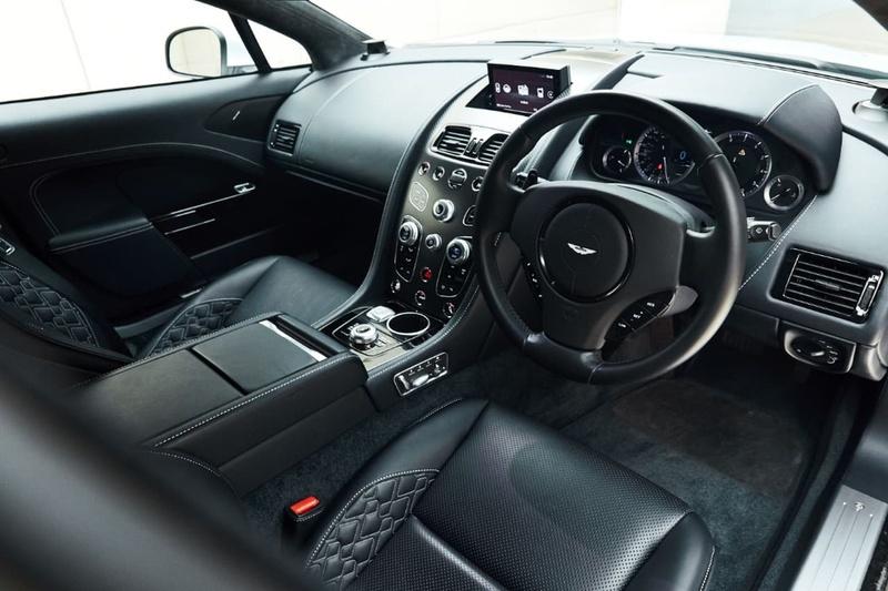 ASTON MARTIN RAPIDE S S Coupe 5dr SA 8sp 5.9i [MY17.5]