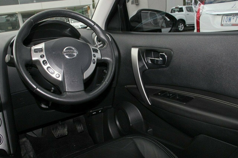 NISSAN DUALIS +2 J10 Series 3 +2 Ti Hatch 7st 5dr X-tronic 6sp 2WD 2.0i [MY12]