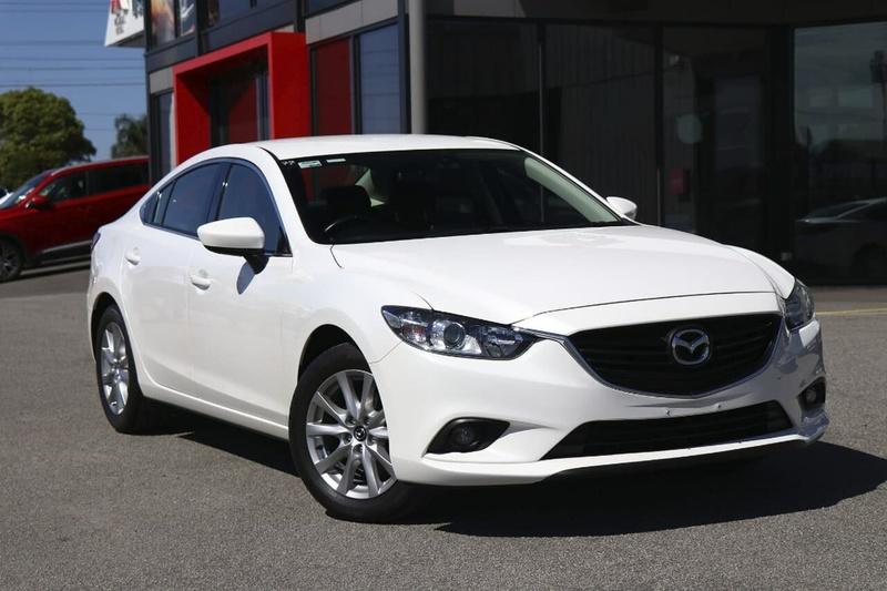 Mazda 6 Sport >> 2015 Mazda 6 Sport Skyactiv Drive Sports Automatic