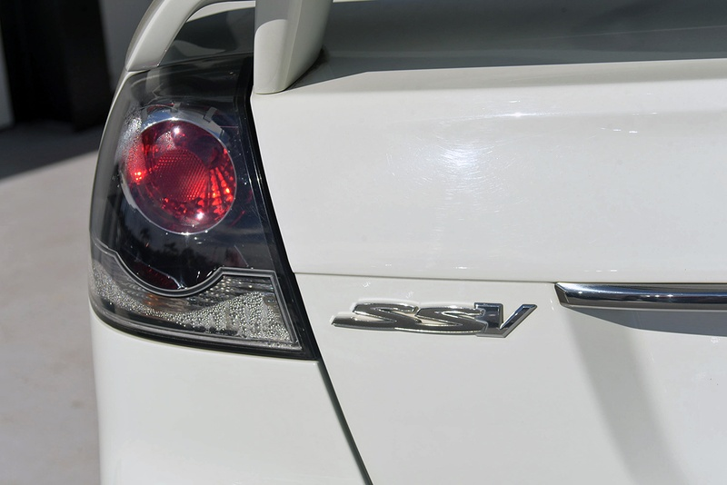 HOLDEN COMMODORE SS V VE Series II SS V Sedan 4dr Spts Auto 6sp 6.0i