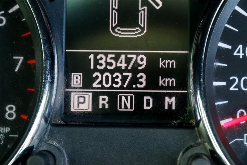 NISSAN DUALIS +2 J10 Series II +2 Ti Hatch 7st 5dr X-tronic 6sp 2.0i [MY10]