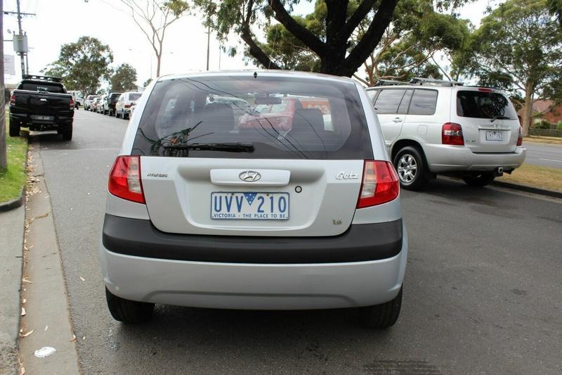 HYUNDAI GETZ  TB Hatchback 5dr Auto 4sp 1.6i [MY06]