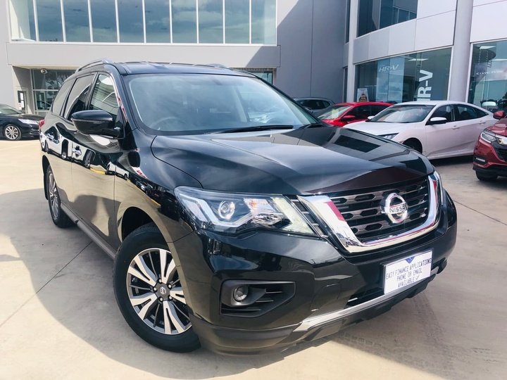 NISSAN PATHFINDER ST R52 Series II ST Wagon 7st 5dr X-tronic 1sp 4WD 3.5i [MY17]