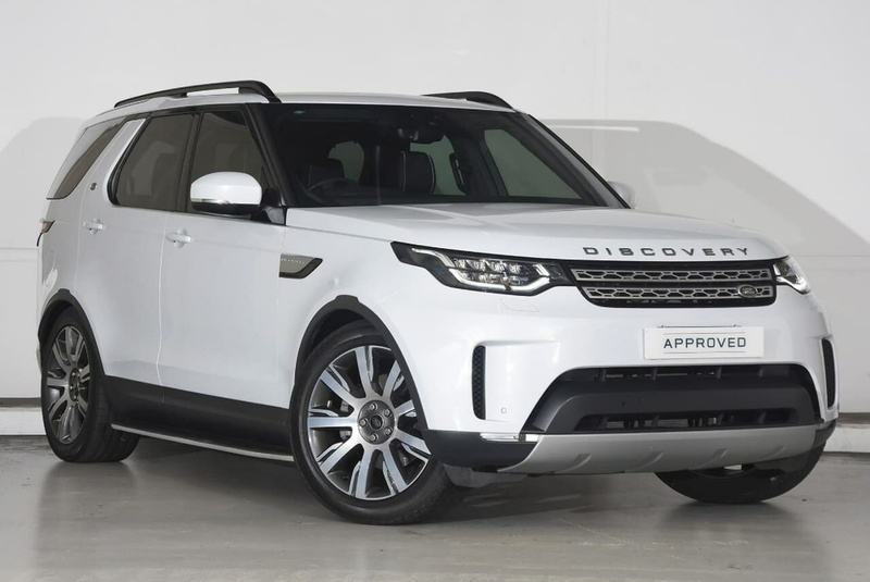 LAND ROVER DISCOVERY SD4 Series 5 SD4 HSE Wagon 5dr Spts Auto 8sp 4x4 2.0DTT [MY17]
