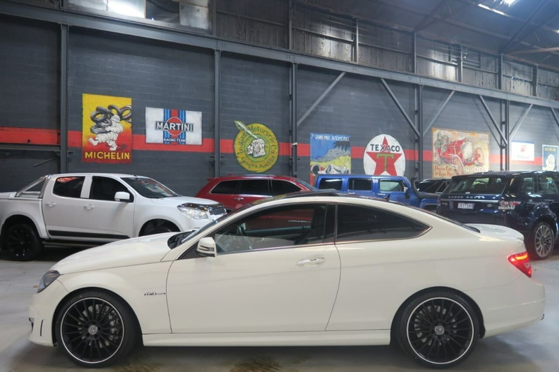 MERCEDES-BENZ C63 AMG C204 AMG Coupe 2dr SPEEDSHIFT MCT 7sp 6.3i [MY12]