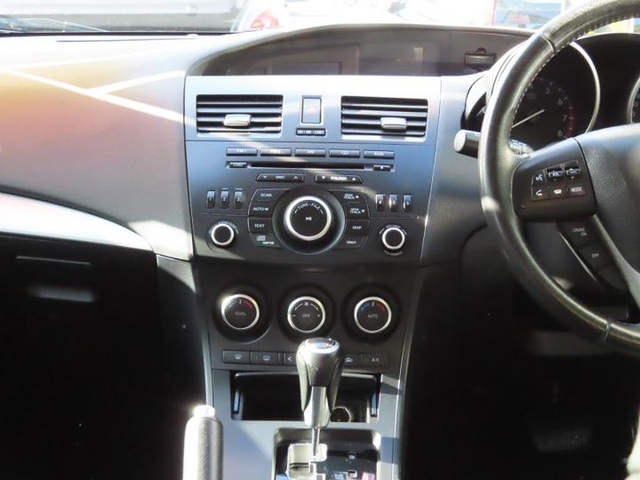 MAZDA 3 SP20 BL Series 2 SP20 SKYACTIV Hatchback 5dr SKYACTIV-Drive 6sp 2.0i