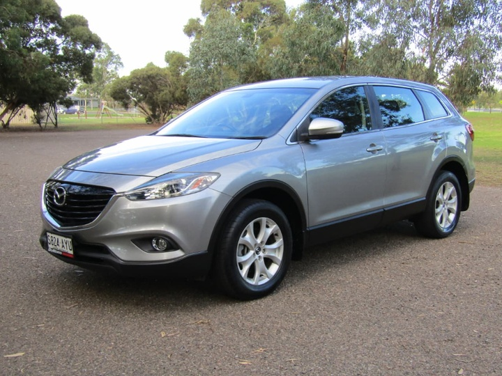 MAZDA CX-9 Classic TB Series 5 Classic Wagon 7st 5dr Activematic 6sp 3.7i (FWD)