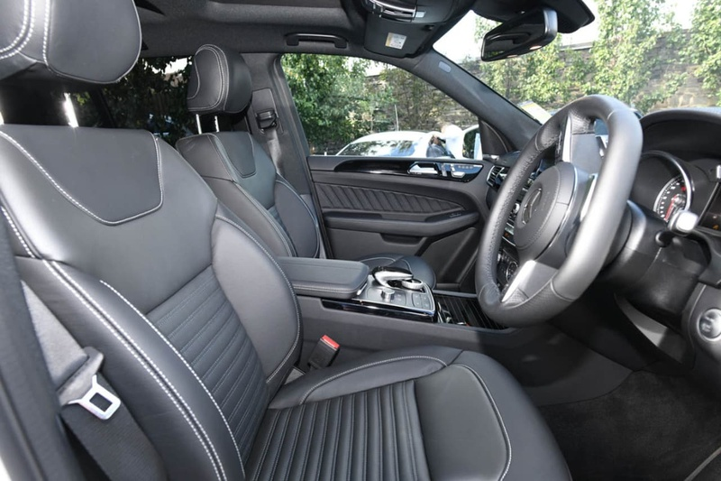MERCEDES-BENZ GLS350 d X166 d Wagon 7st 5dr 9G-TRONIC 9sp 4MATIC 3.0DT [Jul]