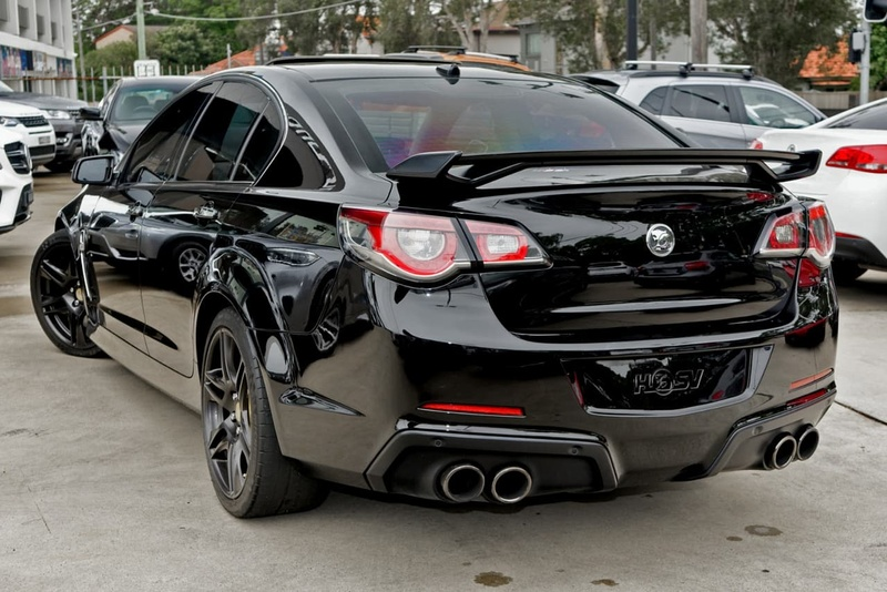 HOLDEN SPECIAL VEHICLES GTS  GEN-F Sedan 4dr Spts Auto 6sp 6.2SC [MY14]