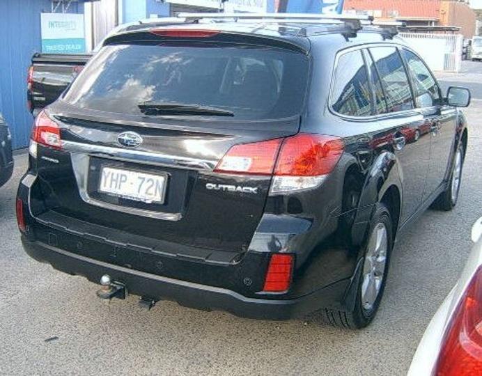 SUBARU OUTBACK 2.5i 4GEN 2.5i Premium. Wagon 5dr Man 6sp AWD (Sat Nav) [MY11]