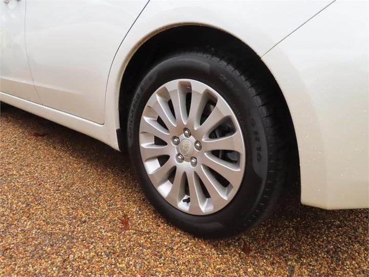 SUBARU IMPREZA RS G3 RS. Hatchback 5dr Man 5sp AWD 2.0i [MY08]