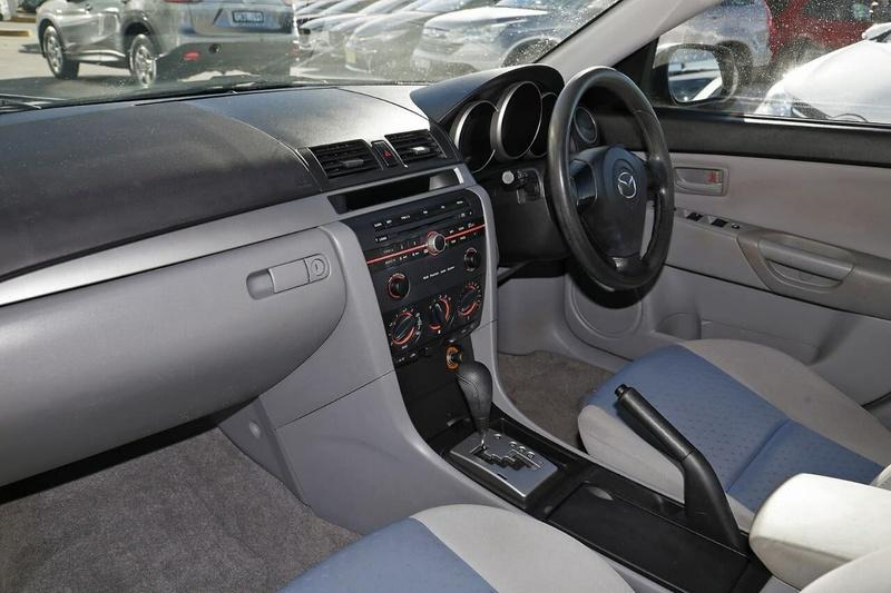MAZDA 3 Neo BK Series 1 Neo Hatchback 5dr Spts Auto 4sp 2.0i [Jan]